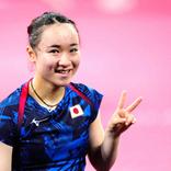 伊藤美誠、銅メダル決まった瞬間 瞬間最高21・3% 卓球女子シングルス3位決定戦中継