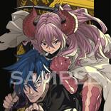 TVアニメ『迷宮ブラックカンパニー』、BD&DVD第1巻ジャケットイラスト公開