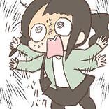 【惚れてまうやろ!】ヒィ!背中にいも虫が! パニックの時に助けてくれた女子高生の一言にキュン! - 「かっこ可愛い」「めっちゃいい子だ…」とみんなもキュン!