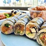 【人気の韓国グルメ実食ルポ】「カンナムキンパ」の人気商品TOP3を実食ルポ|渋谷 東急フードショー