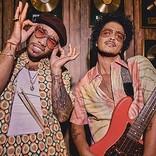 ブルーノ・マーズ&アンダーソン・パークによるシルク・ソニック、夏にピッタリな2ndシングル「スケート」解禁