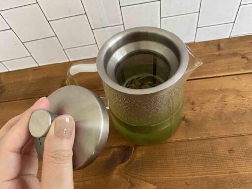 茶こしつきティーポット