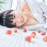 花咲希音、決意のファースト写真集「のんちゃんがヌードになるのは最初で最後かも」