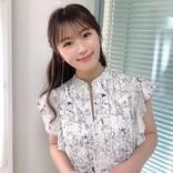 NMB48渋谷凪咲が深めVネックでの胸見えを告白、乃木坂メンバーも被害に?
