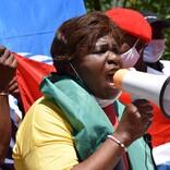 「母国で仲間が殺されている」ナイジェリア・ビアフラ出身女性の悲痛な願い