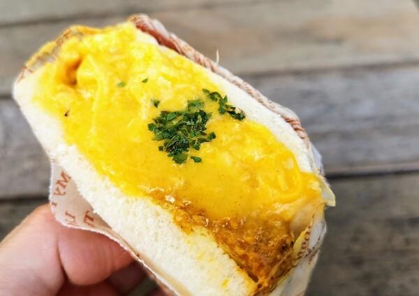 東京都渋谷区・スチーム生食パン専門店「STEAM BREAD EBISU」大満足!チーズオムカレーパン3