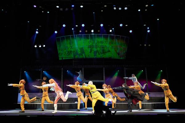 舞台『パタリロ!』~霧のロンドンエアポート~(2021年) (C)魔夜峰央/白泉社