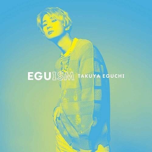 CD『江口拓也 デビューミニアルバム「EGUISM」【...