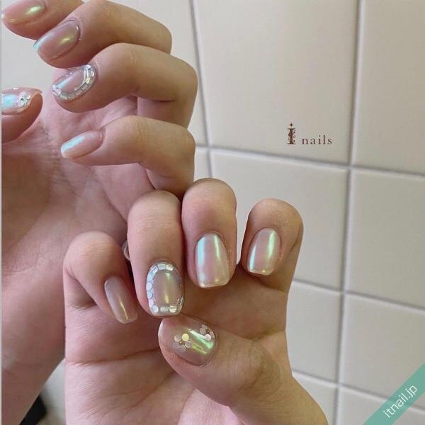 I nailsが投稿したネイルデザイン [photoid:I0099538] via Itnail Design (650396)