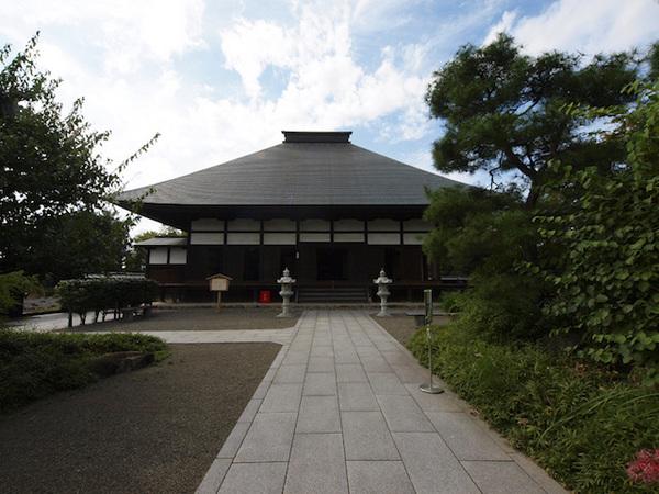 縁切寺満徳寺~新田荘遺跡~