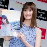 小西桜子、初の写真集の自己採点は85点 「一番興奮する体験でした」撮影を振り返る
