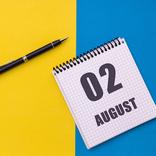 今日は何の日?【8月2日】