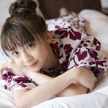 荻野由佳 初写真集は「本気の表情出せた」、10月5日発売