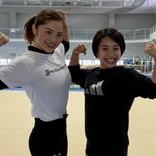 おめでとう茉愛ちゃん 日体大先輩の全日本王者直伝「エアロビジャンプ」で銅「凄すぎます!」