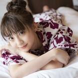 NGT48卒業発表の荻野由佳、初のソロ写真集発売 思い出の萬代橋など新潟ロケも