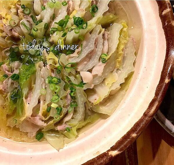 子供に人気の白菜レシピの献立13