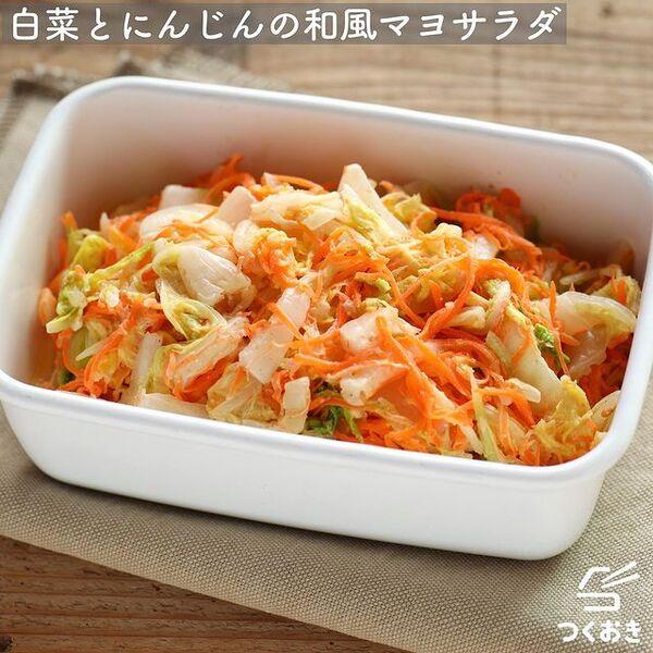 子供に人気の白菜レシピの献立8