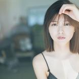 工藤美桜、表紙登場の「プラチナム STRiKE!」先行カット第2弾公開 しっとりとした表情で魅せる