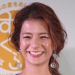 スザンヌ 熊本城をバックに私服コーデ公開「いつ見ても最高に素敵」「癒される色合い」の声