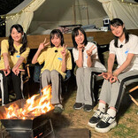 STU48、全員集合! たき火トークで世にも奇妙な夏の怪談!