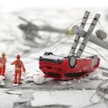 災害時にもらえるお金 第2回 大雨・洪水や土砂崩れで車が故障・全損したら、自動車保険は適用される?