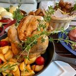 【肉好き必食】「1羽まるごと丸鶏の香草焼」がおいしそう! 数量限定で提供