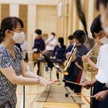 正解がない音楽づくりで日本の子供達の自由な想像力を育む教育を。ロンドン交響楽団の音楽ワークショップを日本の中学校で開催