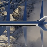 まるで巨大なスカイフィッシュ。飛行機の翼を6枚にすると燃料消費もCO2排出量も減るらしい