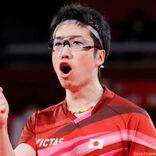 卓球男子団体、惜しくも決勝進出ならず 水谷隼選手は第3試合で惜敗