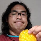 """ロッチ中岡、""""おじさんがかじる用のメダル""""作り称賛 「これが噛み対応」"""