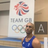 英ボクサー、表彰台で獲得した銀メダルをポケットへ「銀を祝うつもりはない」