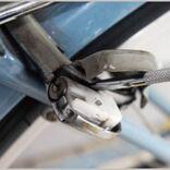 自転車ロックで盗難されにくいのは前輪?後輪?