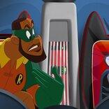 バッグス・バニーがクールなバットマンに!『スペース・プレイヤーズ』DCのオマージュ本編シーン解禁