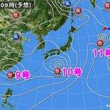 台風北上であす四国太平洋側中心に局地的に激しい雷雨 蒸し暑さ増すため熱中症に警戒