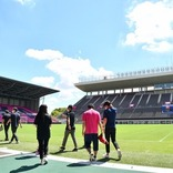 セレッソが新スタジアムでスタッフ「AED講習」松田さん急逝10年で