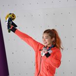 スポーツクライミング女子複合・銀、野中生萌「結果を出すって、簡単じゃない」