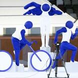 """<東京2020>ピクトグラム""""中の人""""最も表現に苦労した競技シンボルを明かす「前日に決まりました」"""