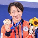 体操銅メダルの村上茉愛、ハンバーガーのCMで四千頭身と共演する!?