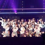 NMB48 次世代コンサート、5期生×ドラフト3期生×6期生×7期生 四つ巴バトル勃発!?