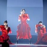 <ライブレポート>Perfume、ファンとの絆が最高のグルーヴを生んだ1年半ぶりの有観客ライブ【Perfume LIVE 2021 [polygon wave]】