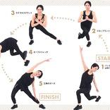 「ライザップ体操」が爆誕。コロナ太りや肩こりに、自宅でカンタン体操を