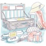 《必須》女子旅の持ち物リスト全集。国内~海外まで旅先で必要不可欠なものを厳選