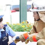 「ハコヅメ」永野芽郁が小関裕太と初デート 「救助講習で川合の恋に協力する皆がかわいかった」