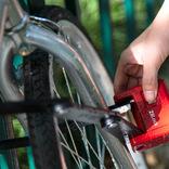 指紋やアプリでスマートに解錠! 自転車のセキュリティをUPできる「Ziilock」