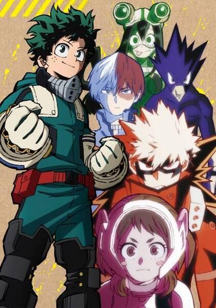 DVD『僕のヒーローアカデミア5th』Vol.1 初回...
