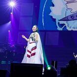 高橋洋子、2007年以来のアニサマ トップバッターで「エヴァ」名曲熱唱