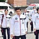 『TOKYO MER』第9話 外国大使館で事故発生 出動したMERの前に法律の壁が