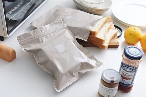 パン冷凍保存袋・デザイン