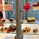 NINA RICCIの香りをイメージしたアフタヌーンティー!ホテルで心ときめくひとときを「ザ・サウザンド キョウト」【実食ルポ】