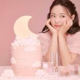 韓国コスメブランド『Milk Touch』大人気の4色アイパレットから新色、一日中きらめくアイグリッターが新登場!